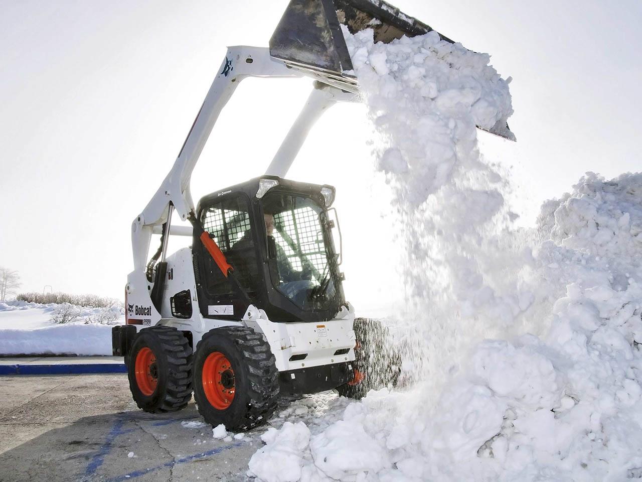 Планировка, уборка снега, вывоз грунта